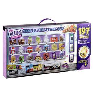 New Shopkins Super Glitter Mystery Box 197 Pieces for Sale in Los Angeles, CA