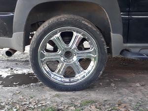"23"" Falken Rims and Tires for Sale in Spring, TX"