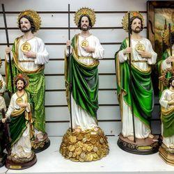 "San Judas Tadeo Statue 24"" Inch Tall - 2 Feet Saint Jude W/ Money STACK Alta Calidad for Sale in Los Angeles,  CA"