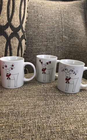 3 Mugs BIA. Please see all the pictures and read the description for Sale in Alexandria, VA