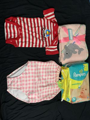 Baby clothes and Towel for Sale in Columbus, OH