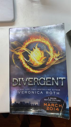 Divergent Book Trilogy for Sale in Irmo, SC
