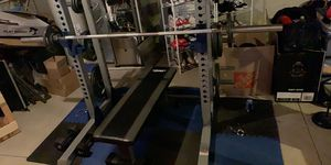 Fitness Gear Pro Half Rack for Sale in CANAL WNCHSTR, OH