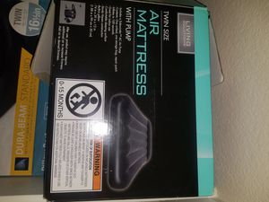 Air mattress for Sale in North Las Vegas, NV