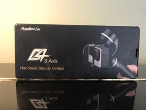 C4 3 axis adjustable GoPro gimbal for Sale in Washington, DC