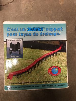Slunky drain hose support for Sale in Pevely, MO