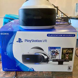 PlayStation VR Bundle for Sale in Southington, CT