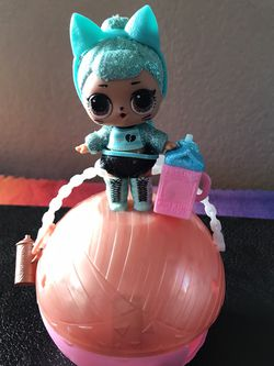 LOL Glitter Series Doll W/Mismatched Ball for Sale in Turlock,  CA