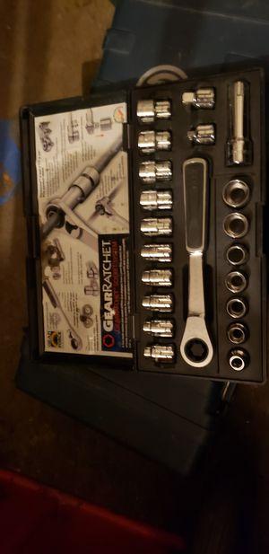 Gearratchet socket system for Sale in San Jose, CA