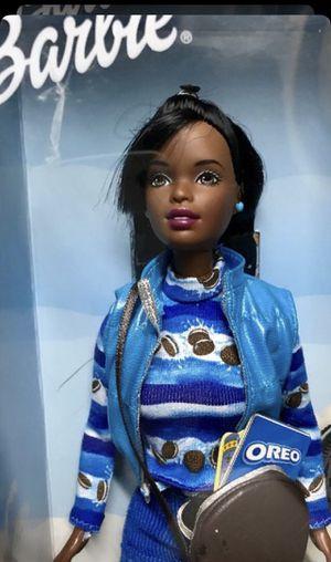 Rare Oreo Barbie for Sale in Greenwich, CT