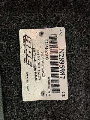F150 TRUCK CAP/ CAMPER for Sale in Mount Prospect, IL