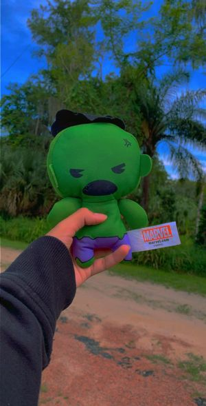 Little hulk Plush toy for Sale in Kissimmee, FL