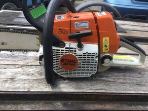 """Stihl ms360 professional chainsaw 25""""bar for Sale in Lynnwood, WA"""