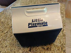 Little Playmate by Igloo personal cooler for Sale in Tempe, AZ