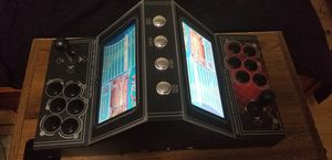 Double Screen Arcade 1500 Games Dual 9 inch HD LCD for Sale in Portland, OR