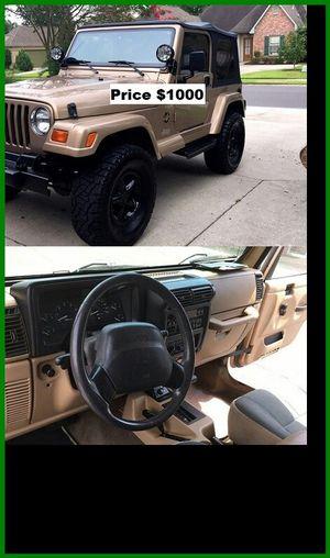 ֆ1OOO Jeep Wrangler for Sale in Sunnyvale, CA