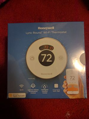 Honeywell Lyric Smart Thermostat for Sale in Baltimore, MD