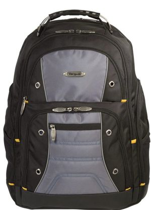 New Targus Drifter II Laptop Backpack (Black/Gray) for Sale in HOFFMAN EST, IL