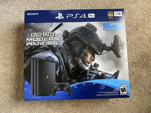 New PS4 Pro 1TB for Sale in Jurupa Valley, CA