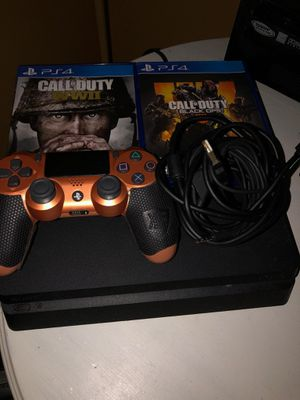 Playstation 4 Slim 1TB for Sale in League City, TX