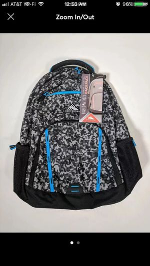 High Sierra Backpack for Sale in City of Industry, CA