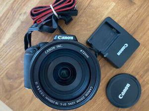 Canon Rebel XS DSLR camera for Sale in Denver, CO