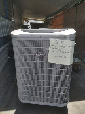 CARRIER 2 TON A/C UNIT for Sale in Escondido, CA