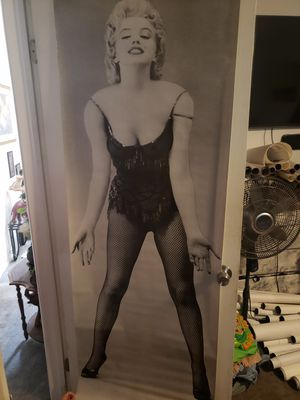 Classic vintage large Marilyn Monroe posters for Sale in West Covina, CA