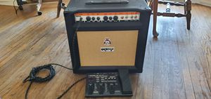 Orange TH30C 30w 1x12 Twin Channel Guitar Combo and Boss Me-25 for Sale in El Monte, CA