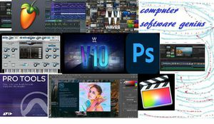 Waves Mercury Complete, Logic Pro, FL STUDIO, Pro Tools Nexus 2, Autotune 6 and more for Sale in Hollywood, FL