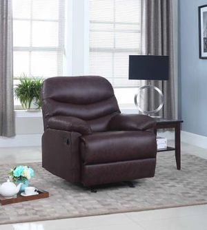 Brown recliner for Sale in Dearborn, MI