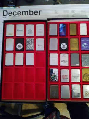 Zippo lighter collection for Sale in Valley Home, CA