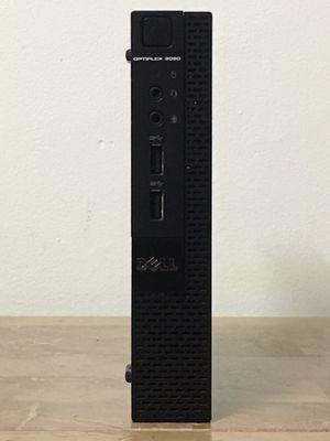 """Micro DELL Optiplex 9020 7"""" inches Core i5 Corei5 8 GB RAM 250GB SSD Windows 10 desktop computer for Sale in Pembroke Pines, FL"""
