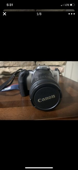 Canon EOS rebel k2 film camera for Sale in Ramona, CA