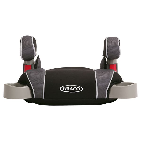 Graco Backless Turbo Booster Car Seat - BLACK