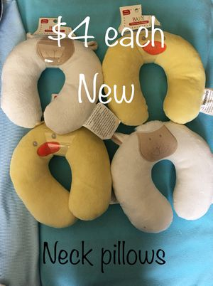 Baby neck support pillows for Sale in Vallejo, CA