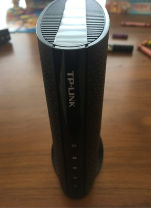 TP-Link TC-7610 DOCSIS 3.0 Cable modem for Sale in La Mesa, CA