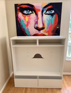 Ikea TV Stand for Sale in Coral Springs, FL