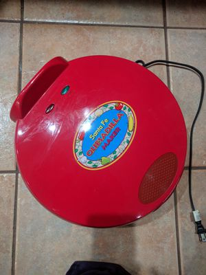 Quesadilla maker for Sale in Clarksville, MD