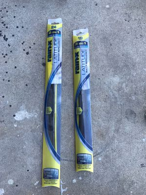 Windshield wipers not used for Sale in Orange, CA