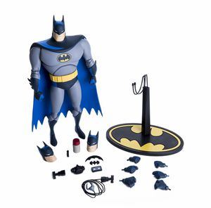 Used, Mondo 1/6 scale batman animated for Sale for sale  New York, NY