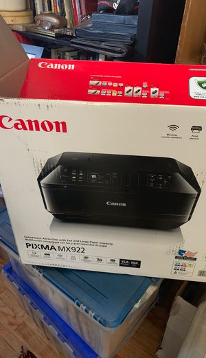 Canon Wireless Print copy scan fax for Sale in Allentown, PA