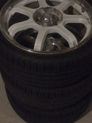 """17"""" rims for Sale in Chicopee, MA"""