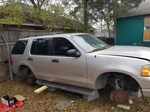 2004 Ford Explorer Parting Out for Sale in Dallas, TX