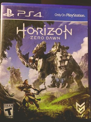 Horizon ps4 for Sale in Denver, CO