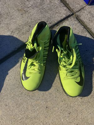 Neon Yellow Nike's for Sale in Nolensville, TN