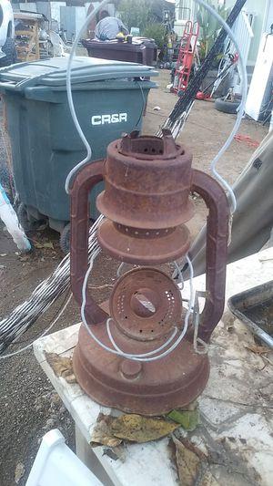 Antique lamp for Sale in Perris, CA