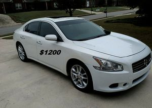 Fully Maintained$1200 I'm Selling Urgently 2013 Nissan Maxima for Sale in Stamford, CT