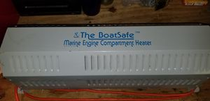 The boat safe marine Engine compartment heater for Sale in Chicago, IL
