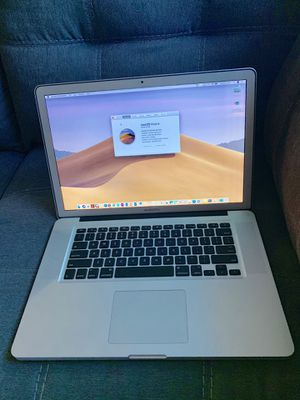 MacBook Pro 15 mid 2012 2.6ghz i7-16gb ram-512gb ssd (fully loaded) for Sale in Palo Alto, CA